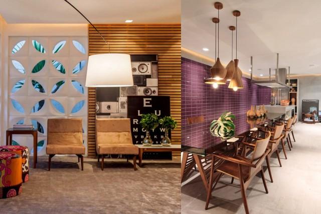 Casa Cor SP - Lounge Galeria por Leo Shethman